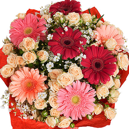 "Bouquet ""Present!"" - delivery in Ukraine"