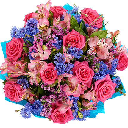 "Bouquet ""Don't miss the dream!"" - order with delivery"