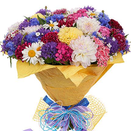 """Букет """"Полевые цветы"""" - доставка по Украине"""