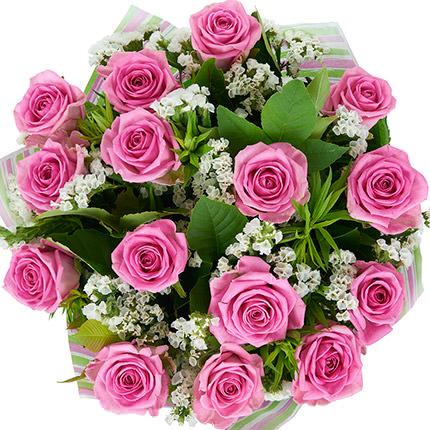 "Bouquet ""Tender emotion"" - order with delivery"