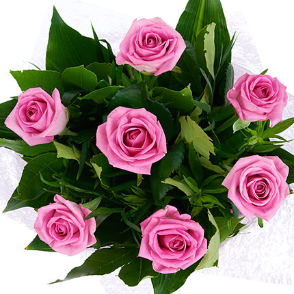 "Bouquet of roses ""Spring caprice"" - order with delivery"