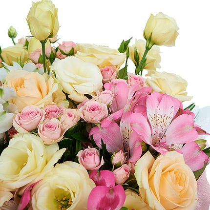 "Bouquet ""Tale of My Life"" - order with delivery"