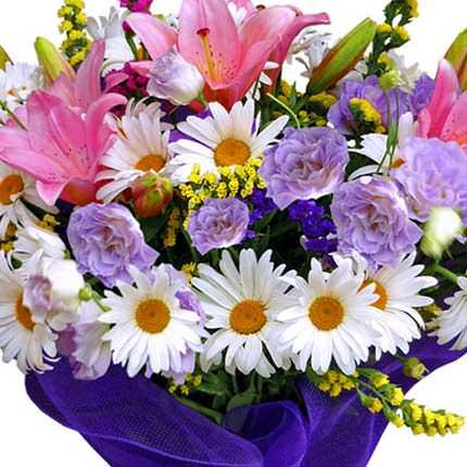 "Bouquet ""Cruise in summer!"" - delivery in Ukraine"