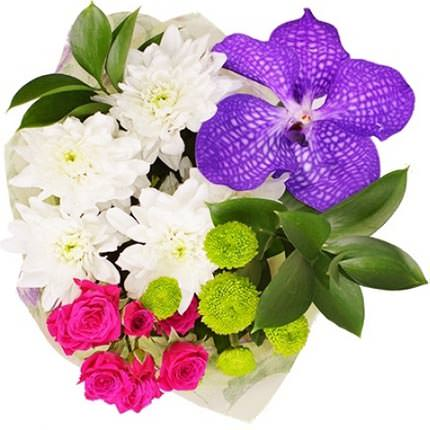 "Bouquet ""Summer cool!"" - order with delivery"