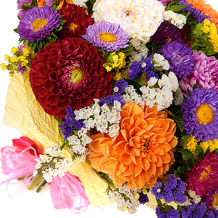 "Bright bouquet ""Sunny September"" - order with delivery"