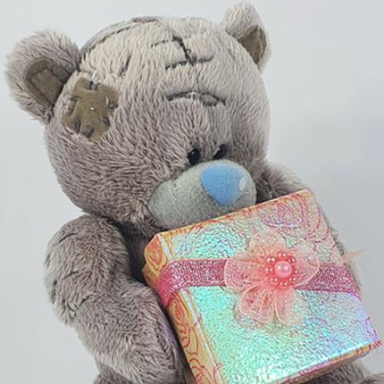 Ведмедик Тедді - доставка по Україні