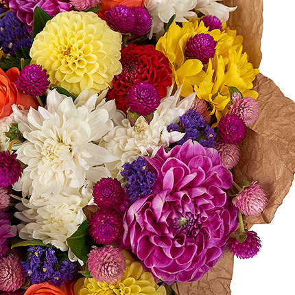 "Bright bouquet ""Please your beloved"" - order with delivery"