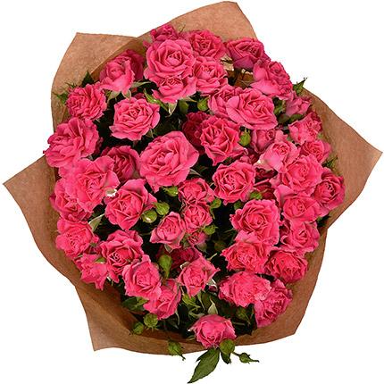 "Romantic bouquet ""Charm"" - delivery in Ukraine"