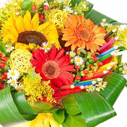"Bouquet ""on September 1st"" - delivery in Ukraine"