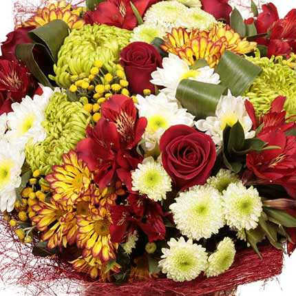 "Bouquet ""Autumn mood"" - delivery in Ukraine"