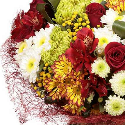 "Bouquet ""Autumn mood"" - order with delivery"