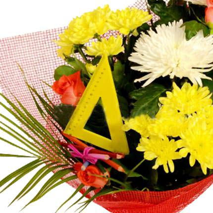 "Autumn bouquet ""School Time"" - order with delivery"
