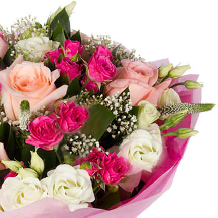 "Bouquet ""Breath of Tenderness"" - delivery in Ukraine"
