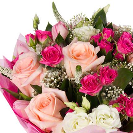 "Bouquet ""Breath of Tenderness"" - order with delivery"