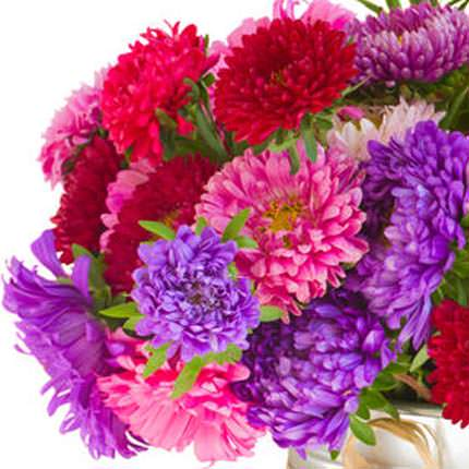 "Bouquet in a pot ""Autumn Garden"" - order with delivery"