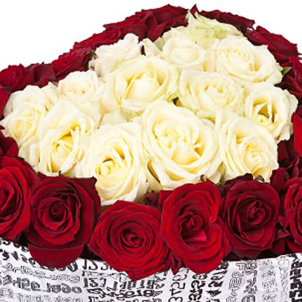 "Bouquet ""Force of attraction"" - order with delivery"