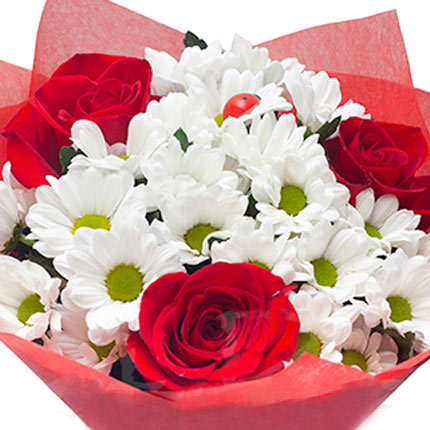 "Bouquet ""Words of Love"" - delivery in Ukraine"