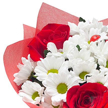 "Bouquet ""Words of Love"" - order with delivery"