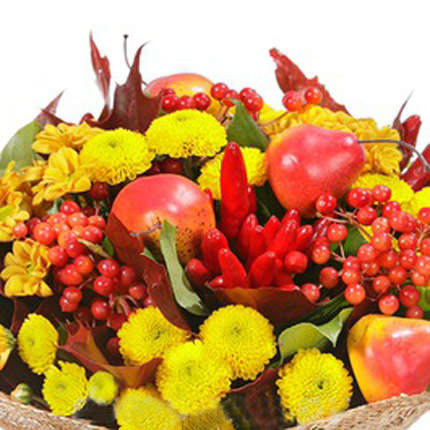 "Bouquet ""Autumn Garden"" - order with delivery"
