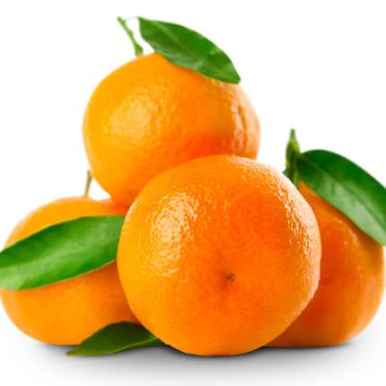 """Корзина фруктов """"Сладкие мандаринки"""" - доставка по Украине"""