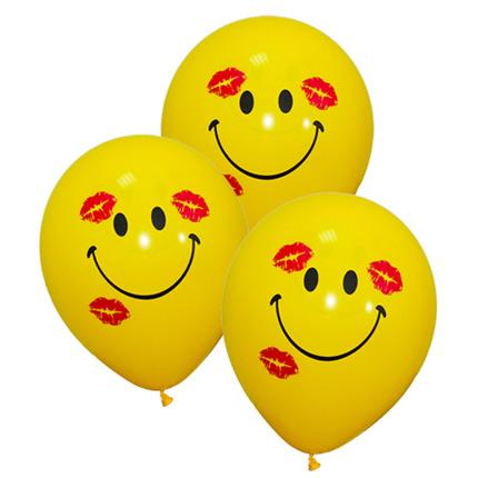 """Букет """"Прелесть"""" с воздушными шарами - заказать с доставкой"""