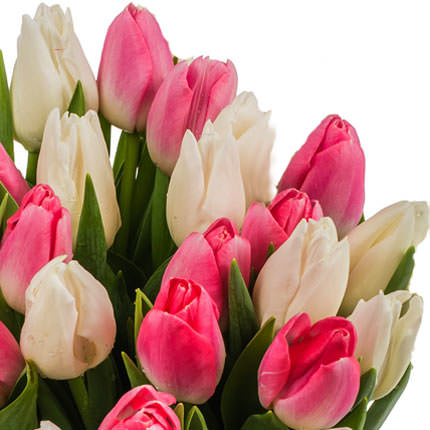 "Bouquet of tulips ""Tenderness"" - delivery in Ukraine"