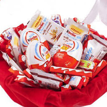 "Basket ""To favorite sweet tooth"" - delivery in Ukraine"