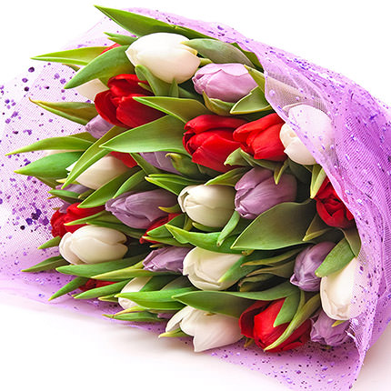"Bouquet ""Сolorful splashes"" - delivery in Ukraine"