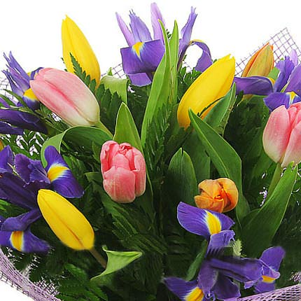 "Bouquet ""Spring Colors"" - delivery in Ukraine"