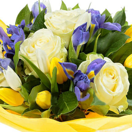 "Spring bouquet ""Smile"" - delivery in Ukraine"