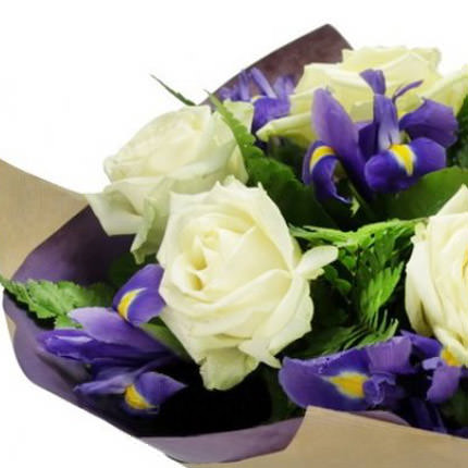 "Bouquet ""My ideal"" - order with delivery"