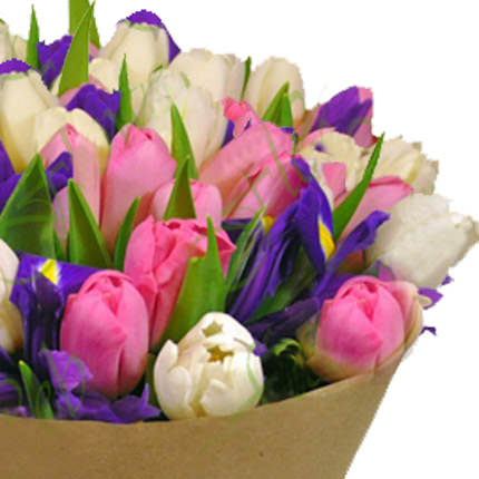"Bouquet ""Breath of Spring"" - delivery in Ukraine"