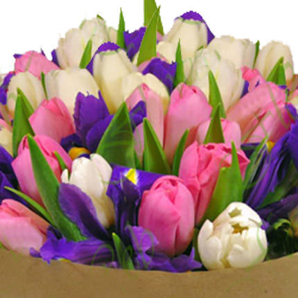 "Bouquet ""Breath of Spring"" - order with delivery"