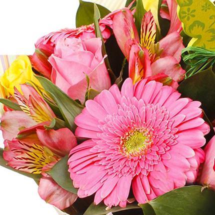 """Букет """"Європейські квіти"""" - замовити з доставкою"""