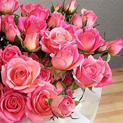 """Цветы в коробке """"Влюбленность"""" - доставка по Украине"""