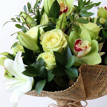 "Bouquet ""Freshness"" - order with delivery"