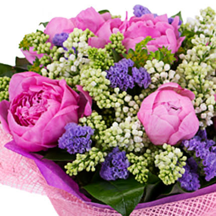 "May bouquet ""Nightingale's song"" - order with delivery"