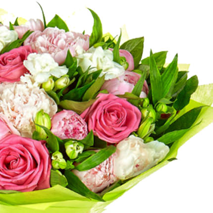 "Romantic bouquet ""For Beloved"" - delivery in Ukraine"