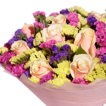 "Romantic bouquet ""All for you!"" - order with delivery"