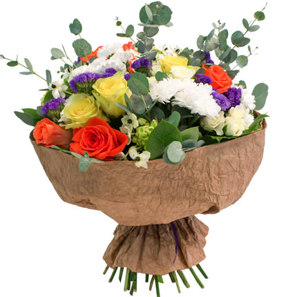 "Bouquet ""Summer Song"" - delivery in Ukraine"