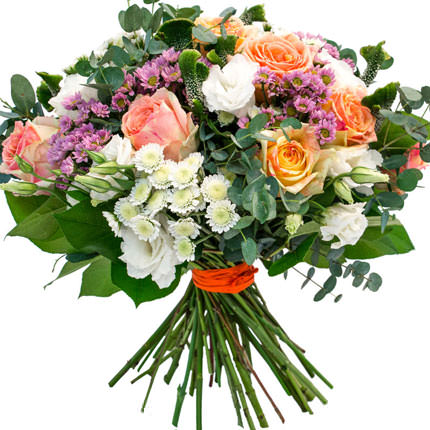 "Summer Bouquet ""Sweet Dream"" - delivery in Ukraine"