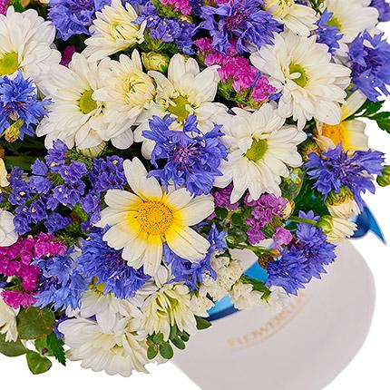 """Цветы в коробке """"Симпатяжка"""" - доставка по Украине"""