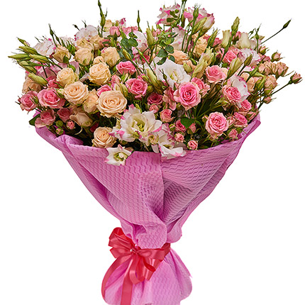 "Delicate bouquet ""Only mine"" - order with delivery"
