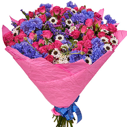 "Bouquet ""Heart of Aphrodite"" - order with delivery"