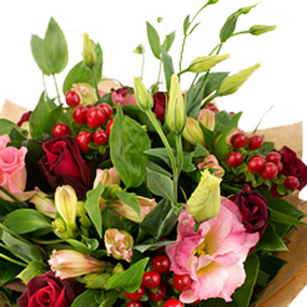 "Autumn bouquet ""Charisma"" - order with delivery"