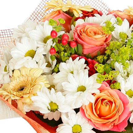 """Bouquet """"Autumn Melody"""" - order with delivery"""