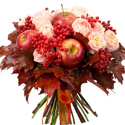 "Bouquet ""Golden Autumn"" - delivery in Ukraine"