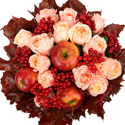 "Bouquet ""Golden Autumn"" - order with delivery"