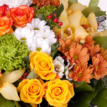 "Bouquet ""Miracles"" - delivery in Ukraine"