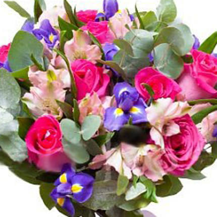 "Romantic bouquet ""Romeo and Juliet"" - order with delivery"